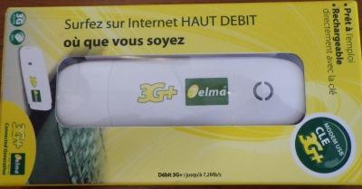3G USBモデム